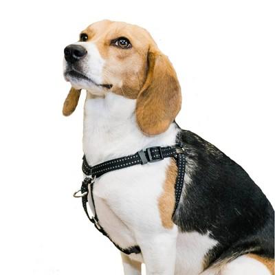 Premier Pet Step-In Adjustable Dog Harness - Black