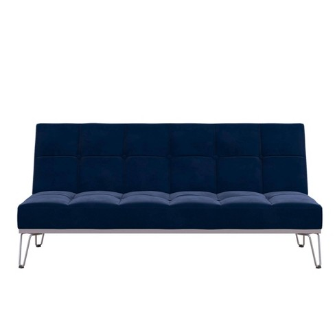 Elle Convertible Sofa Bed and Couch - Novogratz - image 1 of 4