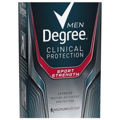 Degree Men Clinical Sport Strength Antiperspirant & Deodorant 1.7 oz