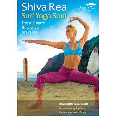Shiva Rea: Surf Yoga Soul (DVD) - image 1 of 1