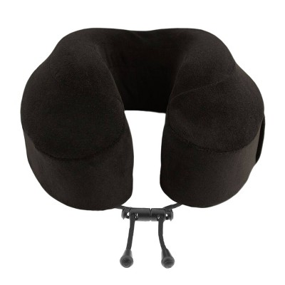 Cabeau Evolution Classic Memory Foam Travel Pillow - Black