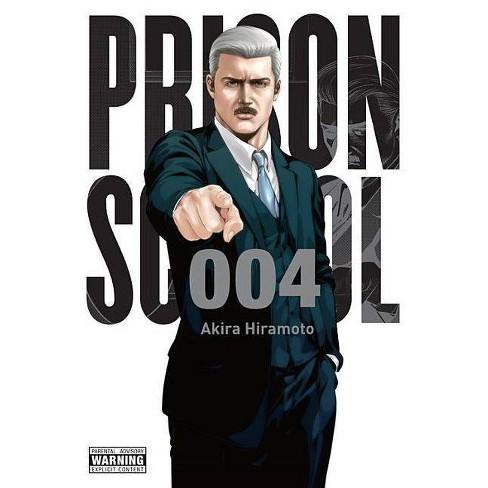 Prison School, Volume 4 - by  Akira Hiramoto (Paperback) - image 1 of 1
