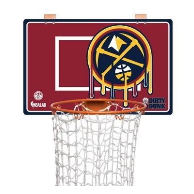NBA Denver Nuggets Dirty Dunk Hamper & Hoop