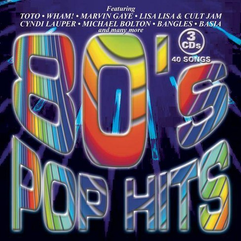 Various Artists - 80's Pop Hits (CD)