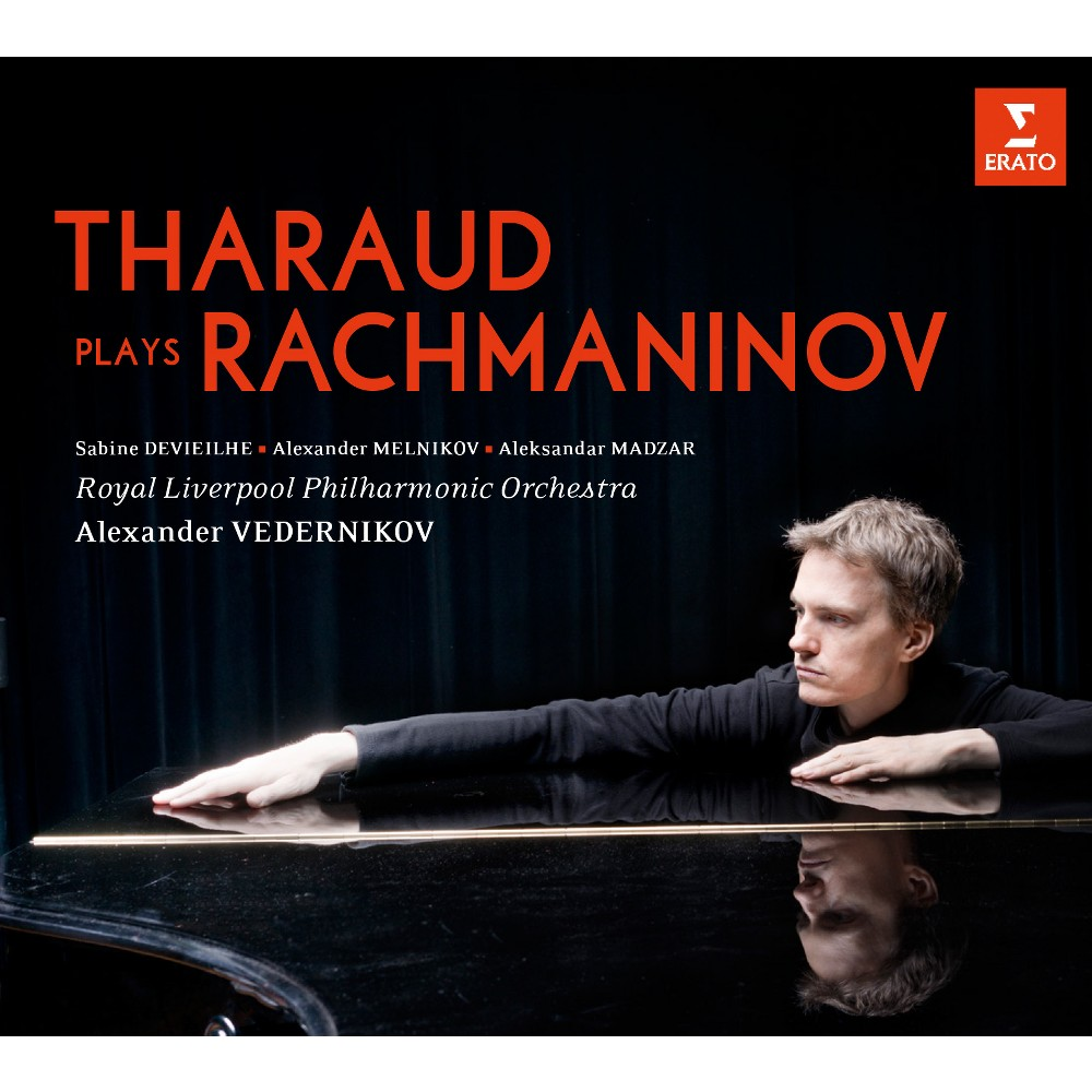 Alexandre Tharaud - Rachmaninov:Piano Cto No 2 Vocalise 2 (CD)