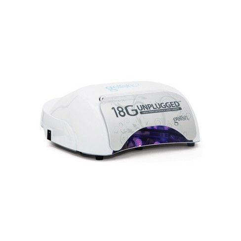 Gelish 18G Unplugged Professional Portable High Performance LED Cure Light Lamp - image 1 of 4