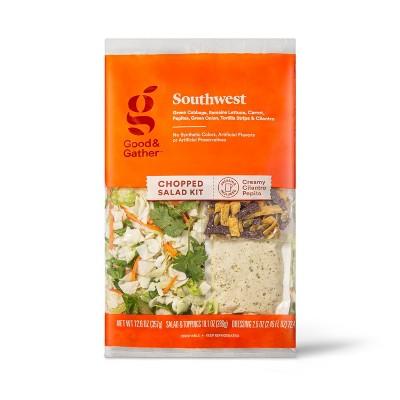 Southwest Chopped Salad Kit - 12.6oz - Good & Gather™