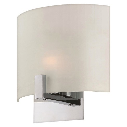 Lite Source Claire Wall Light - Silver - image 1 of 1
