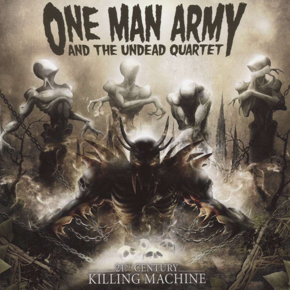 One Man Army - One Man Army And The Undead Quartet (CD)