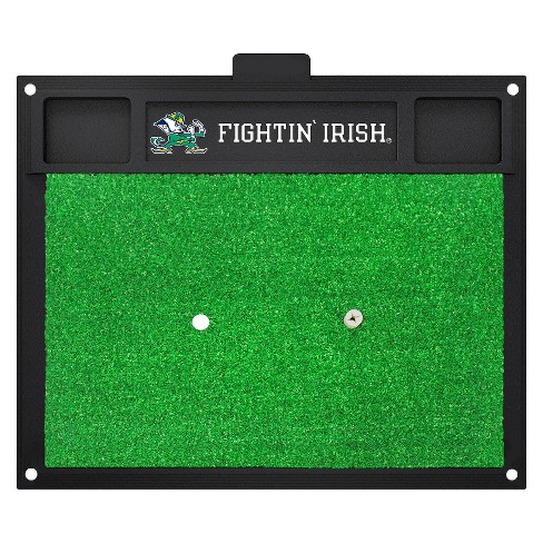 Notre Dame Fighting Irish Fan mats Golf Hitting Mat - image 1 of 1