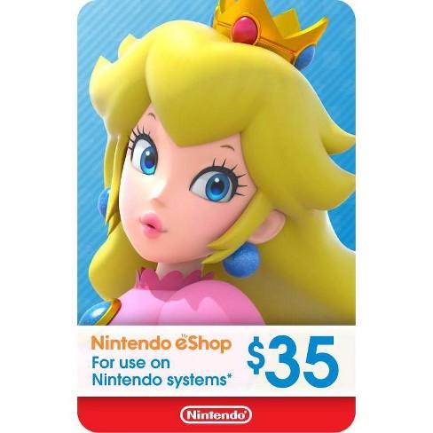 Nintendo eShop Gift Card - (Digital) - image 1 of 1