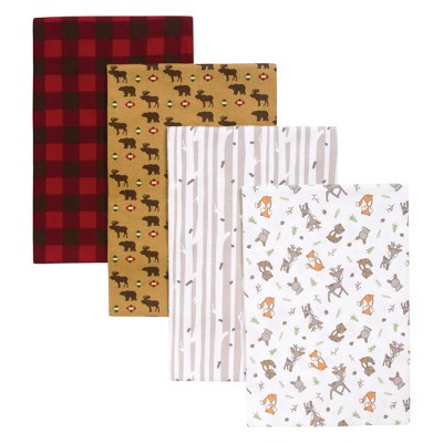 Trend Lab 4pk Blankets - Northwood's