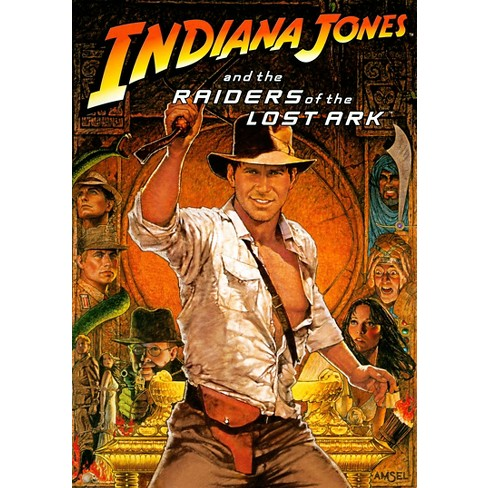 2f6e4fc1e0b DVD Indiana Jones and the Raiders of the Lost Ark (Special Edition)  (dvd_video)