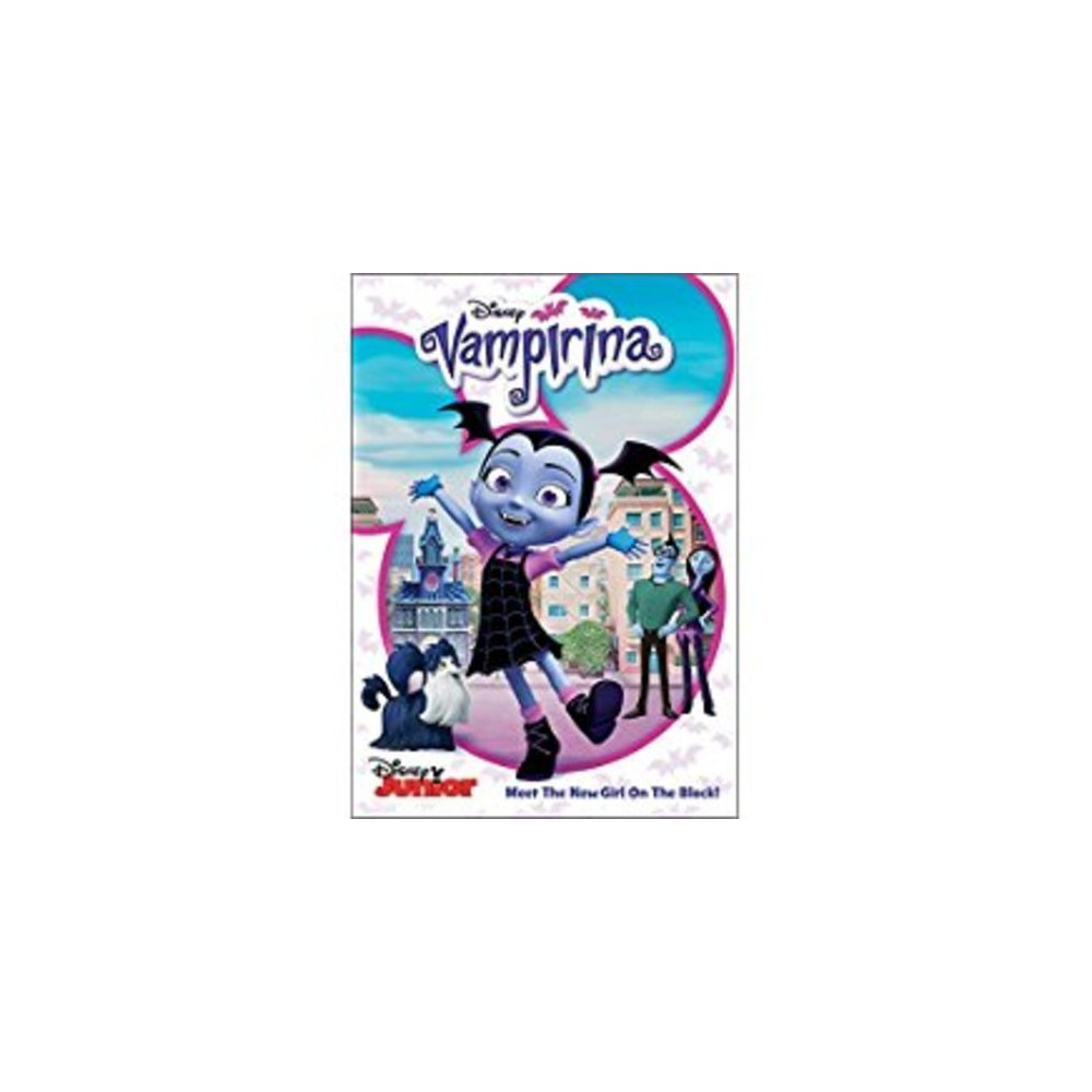 Vampirina: Vol.1 (Dvd), Movies