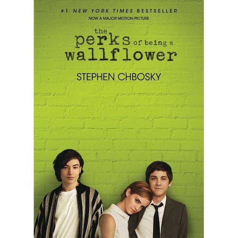 The Perks of Being a Wallflower - by Stephen Chbosky (Paperback) - image 1 of 1