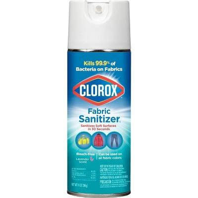 Clorox Fabric Sanitizer Aerosol Spray - Lavender - 14oz