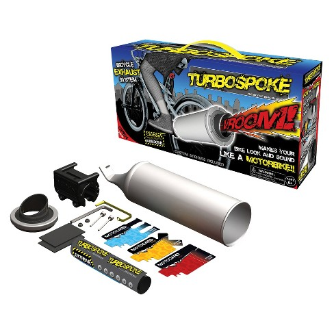 "Schylling Turbospoke Bicycle ""Exhaust"" Pipe - image 1 of 8"