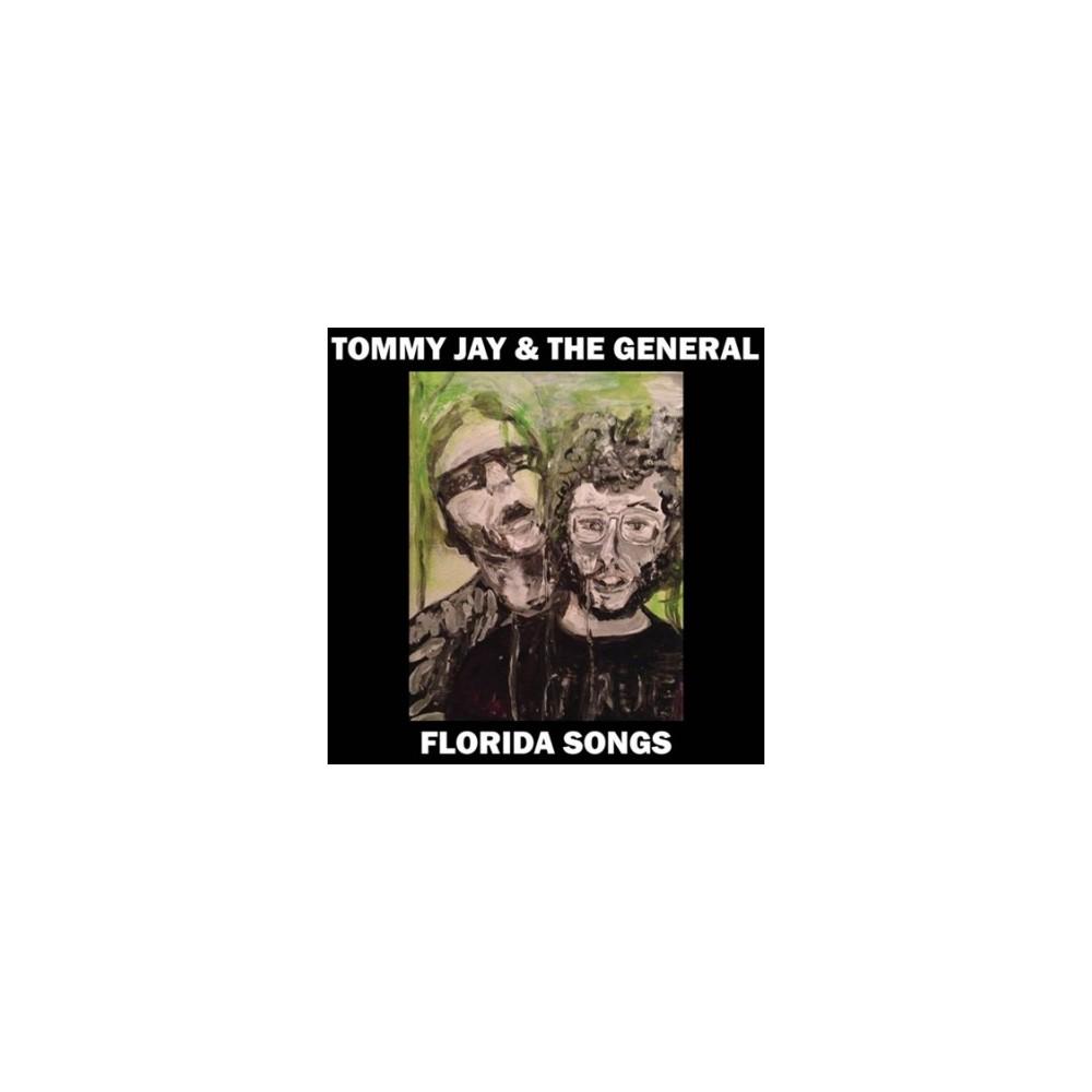 Tommy Jay - Florida Songs (Vinyl)