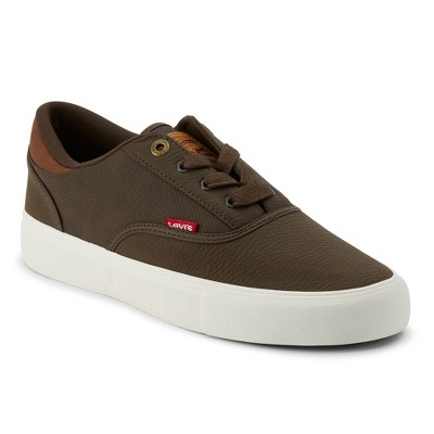 Levi's Mens Ethan Perf Stacked Classic Fashion Sneaker Shoe