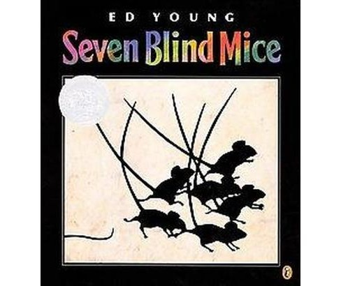 Seven Blind Mice (School And Library) (Ed Young) - image 1 of 1