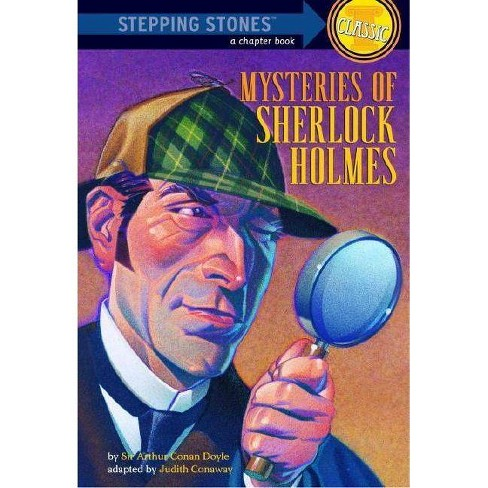 Mysteries of Sherlock Holmes - (Stepping Stone Book Classics) by  Arthur Conan Doyle (Paperback) - image 1 of 1