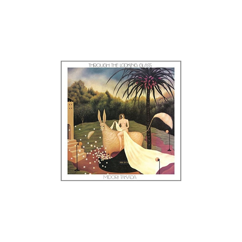 Midori takada - Through the looking glass (CD)