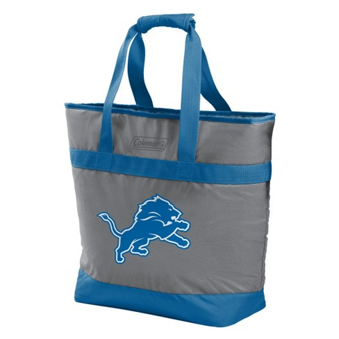 d8a28e22 NFL Detroit Lions Rawlings 30-Can Soft Sided Cooler Tote