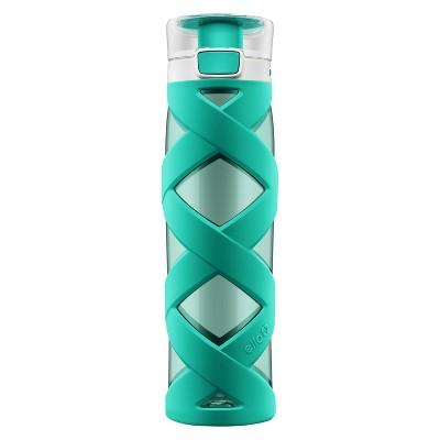 Ello Chi 24oz Tritan Plastic Water Bottle - Teal
