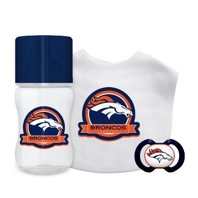 Denver Broncos 3pc Gift Set
