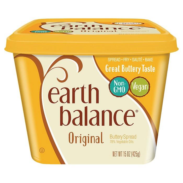 Earth Balance Organic Buttery Spread - 15oz - image 1 of 1