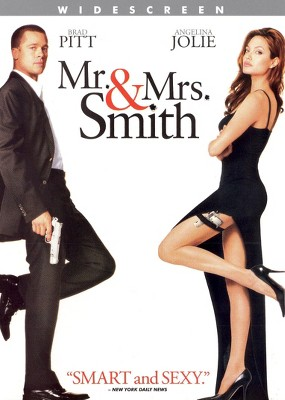 Mr. and Mrs. Smith (WS)(dvd_video)