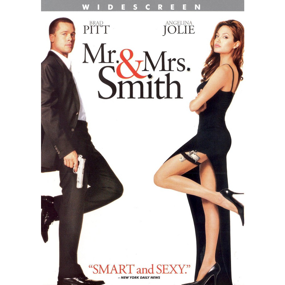 Mr. and Mrs. Smith (WS) (dvd_video)