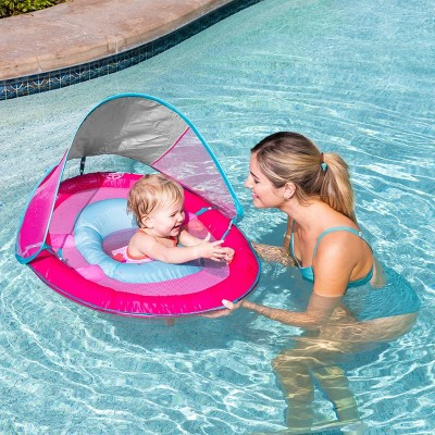 SwimWays Baby Spring Water Float - Pink