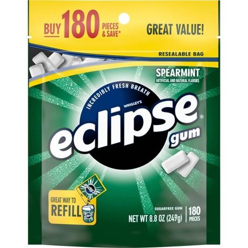 Eclipse Spearmint Sugar-Free Gum - 180ct - image 1 of 4