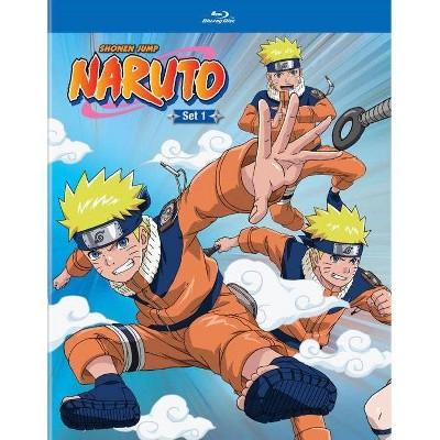 Naruto Box Set Volume 1 (Blu-ray)(2020)