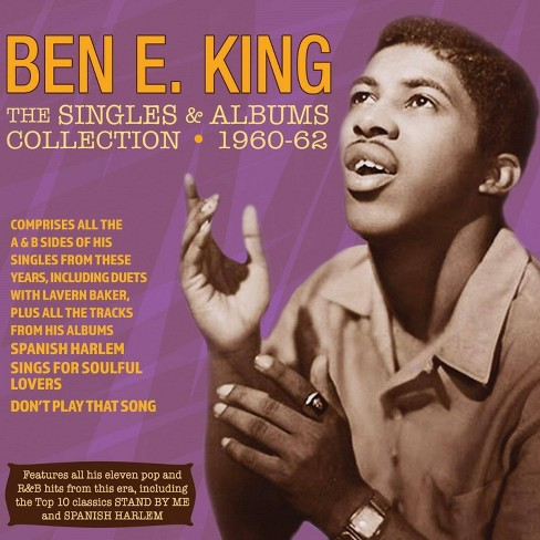 Ben E. King - Singles And Albums Collection 1960-62 (CD) - image 1 of 1