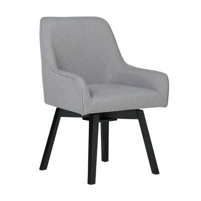 Home Spire Swivel Chair - Gray - Studio Designs