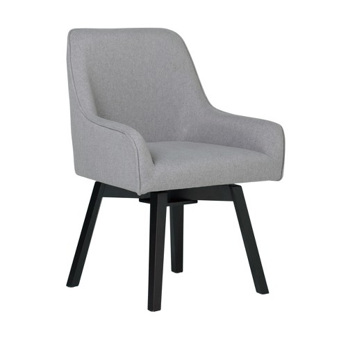 Excellent Home Spire Swivel Chair Gray Studio Designs Alphanode Cool Chair Designs And Ideas Alphanodeonline