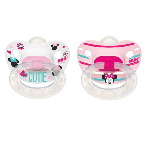 Nuk Disney Mickey/Minnie Pacifier - image 1 of 4
