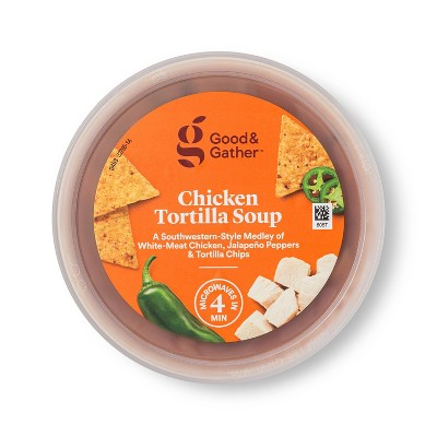 Chicken Tortilla Soup - 16oz - Good & Gather™