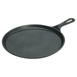 "Lodge 10.5"" Cast Iron Griddle"
