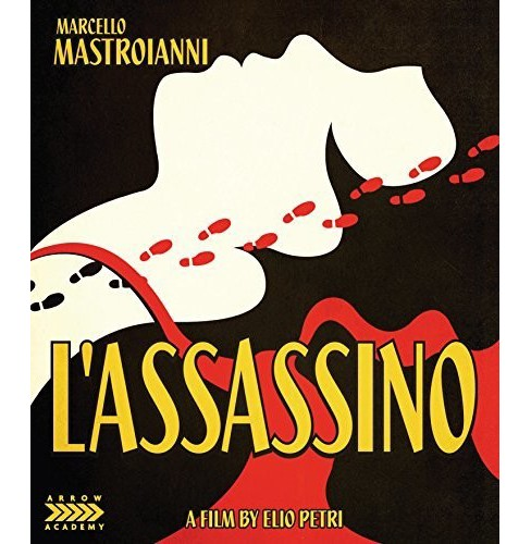Assassin (L'assassino) (Bd/Dvd Combo) (Blu-ray) - image 1 of 1