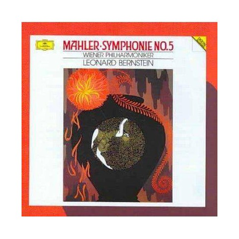 Leonard  Gustav [Composer]; Bernstein Mahler - Mahler: Symphony No 5 (CD) - image 1 of 1