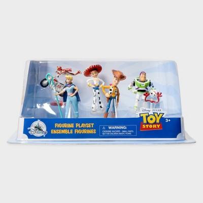 Disney Pixar Toy Story 6pc Figurine Playset - Disney Store