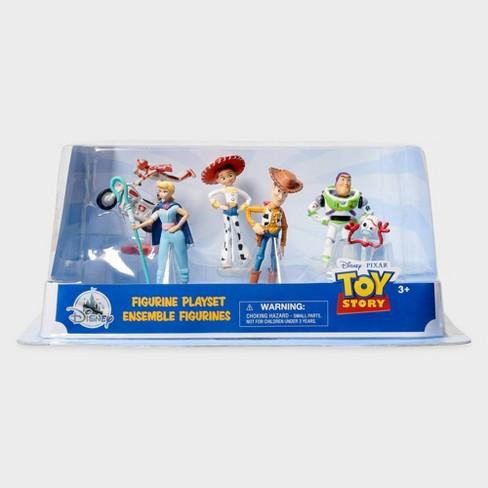 Disney Pixar Toy Story 6pc Figurine Playset - Disney Store - image 1 of 4