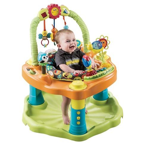 86da179fea99 Evenflo® ExerSaucer Double Fun Activity Center - Bumbly   Target