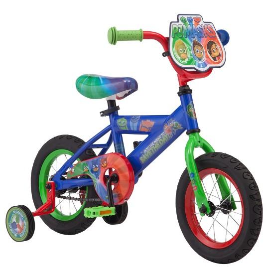 """PJ Masks 12"""" Kids' Bike - Blue image number null"""