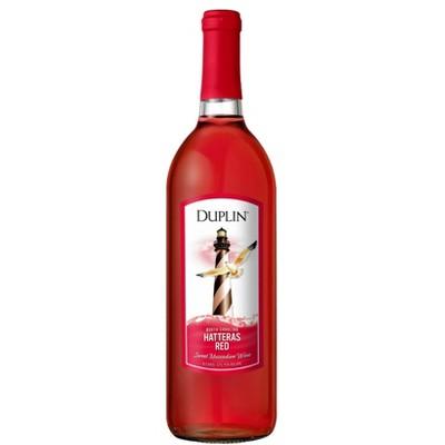 Duplin Carolina Hatteras Red Blend Red Wine - 750ml Bottle