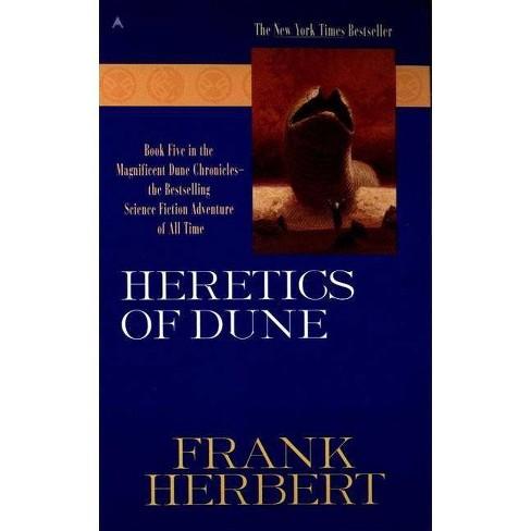 Heretics of Dune - (Dune Chronicles (Pb)) by  Frank Herbert (Hardcover) - image 1 of 1