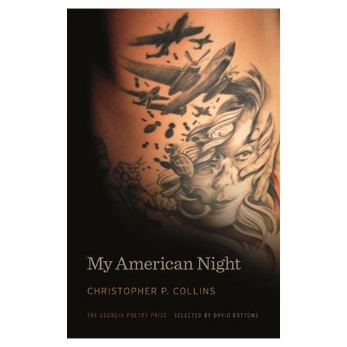 My American Night Paperback Christopher P Collins Target